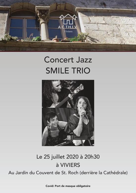 Concert Jazz Smile Trio