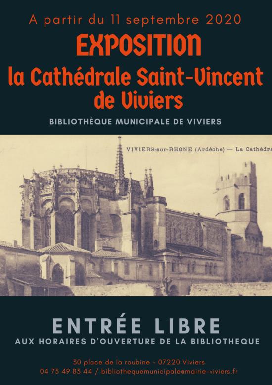 Exposition Cathédrale Saint Vincent