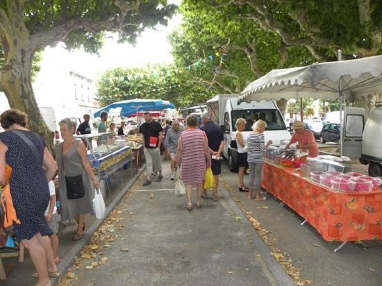 COVID-19 - Réouverture du marché du mardi matin